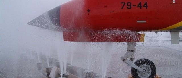 Lavado aviones