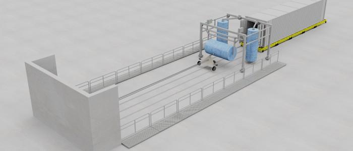 Lavado contenedores